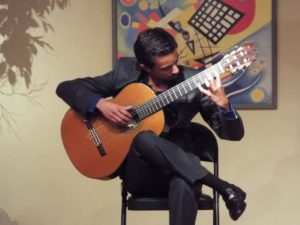 Advanced Guitar Lessons Irvine Orange County